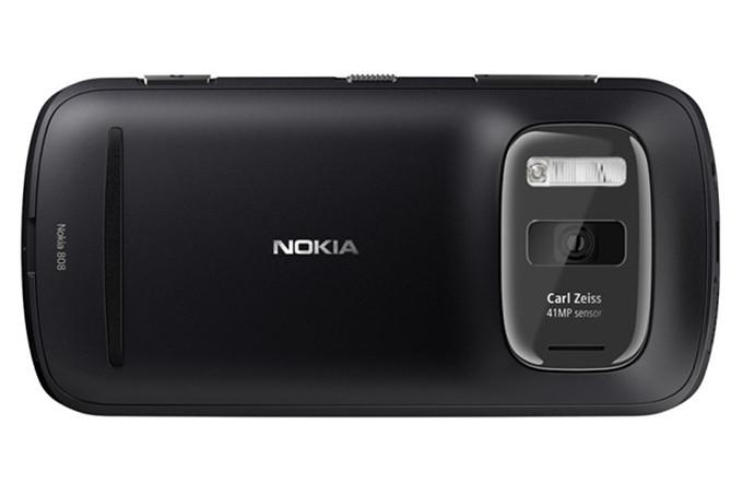 Nokia может выпустить смартфон с камерой с пятью датчиками изображения