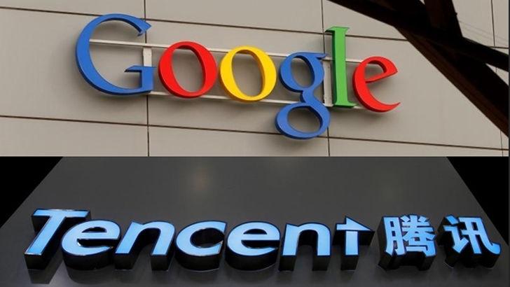 Google и Tencent образовали альянс, договорившись о взаимном использовании патентов