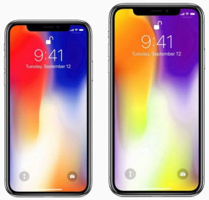 KGI считает, что Apple выпустит iPhone с дисплеем OLED диагональю 6,5 дюйма