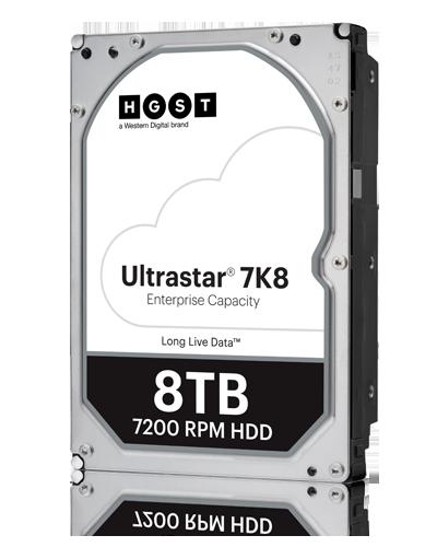 Гермозоны HDD Ultrastar 7K8 и 7K6 заполнены воздухом