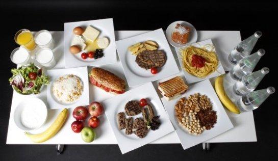 Достижения спортсменов хотят увеличить с помощью питания
