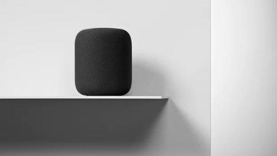 Apple HomePod поступит в продажу 9 февраля