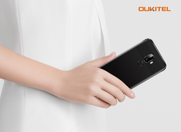 Смартфон Oukitel U18, который копирует iPhone X, оценен в $180