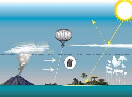 Ученые рассказали, чем опасно управление климатом