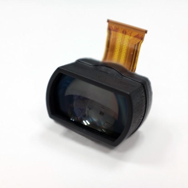 Панели micro-OLED размером 0,7 дюйма имеют разрешение Full HD