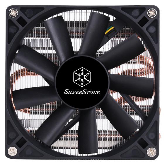 Низкопрофильная система охлаждения SilverStone Argon AR11 подходит для процессоров Intel в исполнении LGA 115x с TDP до 95 Вт