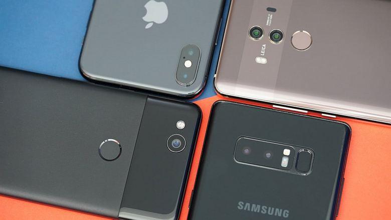 Средняя цена продажи смартфона выросла до 363 долларов