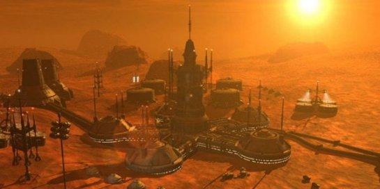 Уже через 30 лет начнут появляться первые марсианские города