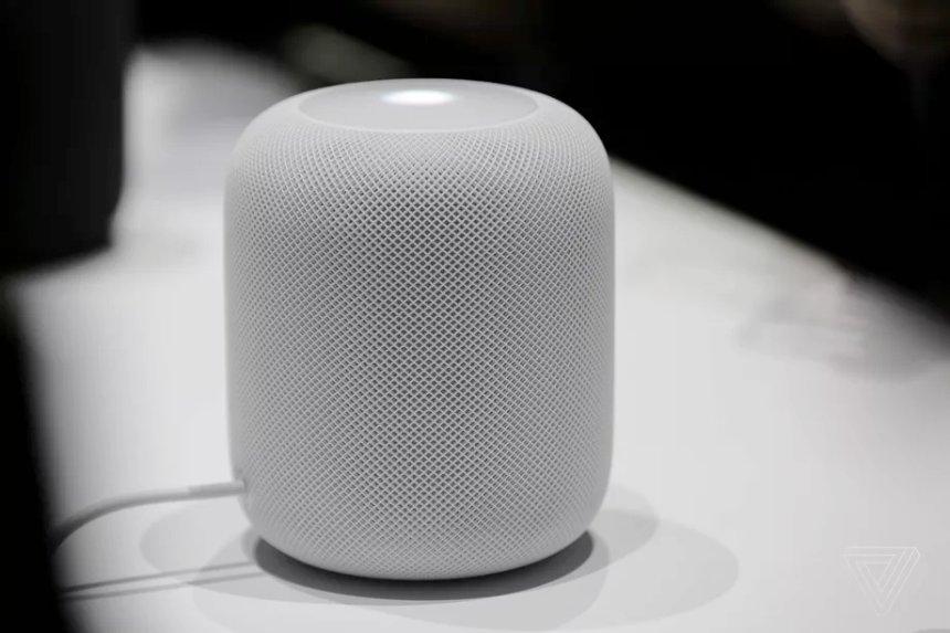 Динамик HomePod от Apple стоимостью 349 долларов теперь доступен для предварительного заказа