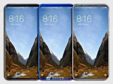 Смартфон Xiaomi Mi 7 может оказаться самым дорогим представителем линейки