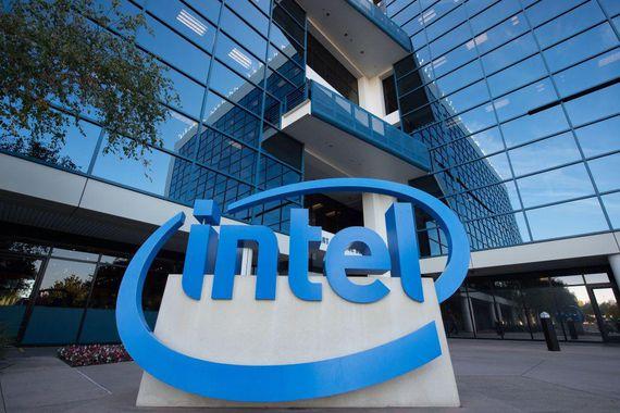 Intel отчиталась за 2017 финансовый год