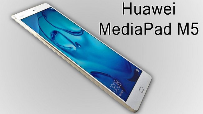 Планшет Huawei MediaPad M5 оснащен аккумулятором емкостью 4980 мА•ч
