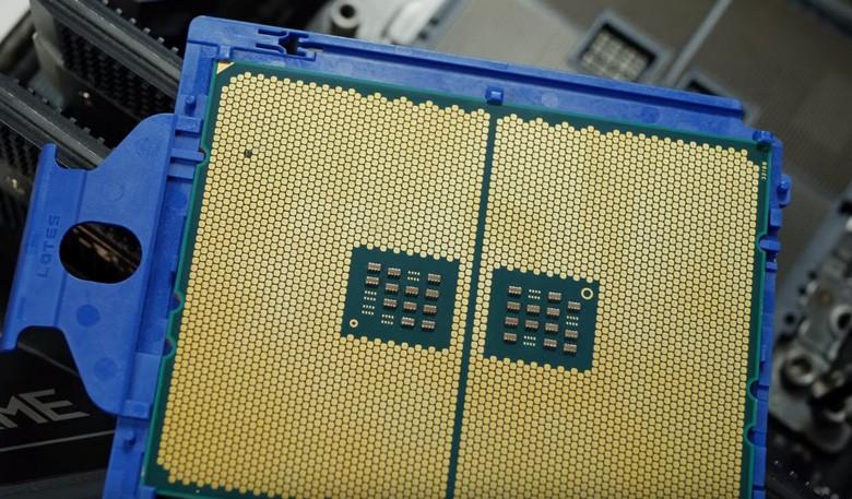 CPU Epyc, в теории, возможно запустить на платах для Ryzen Threadripper