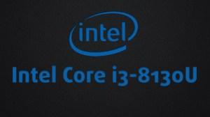 Core i3-8130U будет работать на частоте до 3,4 ГГц