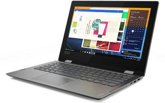 Lenovo Yoga 330 получит CPU Celeron N4000 либо Pentium Silver N5000