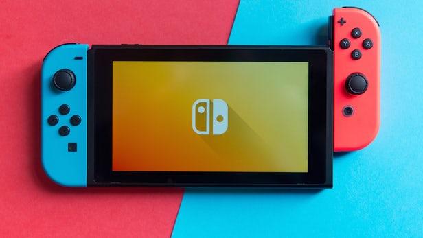 Nintendo за прошлый год продала более 12 млн консолей Switch