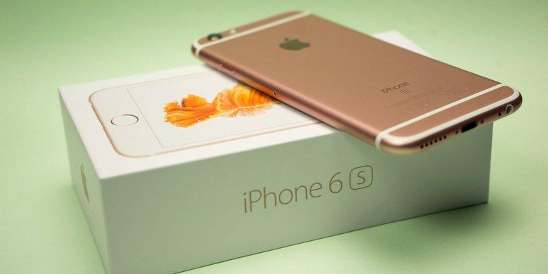 Apple iPhone 6s могут начать производить в Индии
