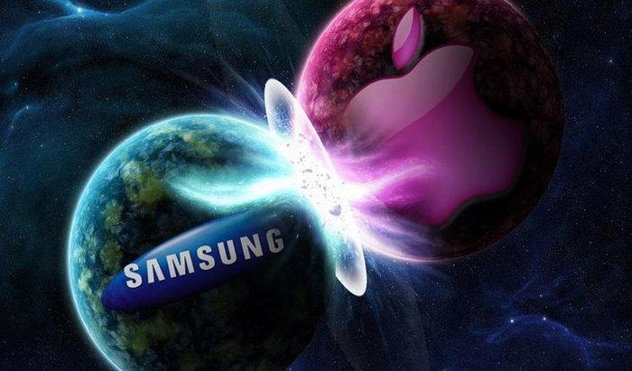 Apple обошла Samsung по поставкам смартфонов в четвертом квартале 2017, но по итогам года лидером осталась Samsung