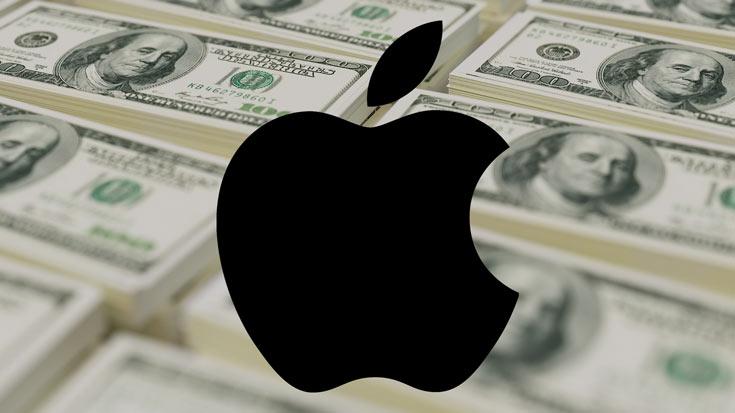 Для Apple минувший квартал стал рекордным