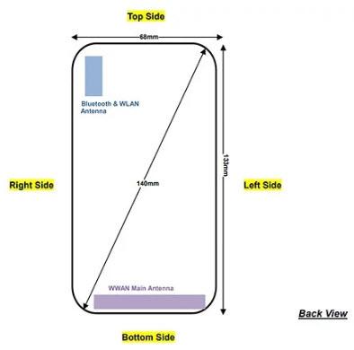 FCC выдала сертификат бюджетному смартфону Nokia TA-1056