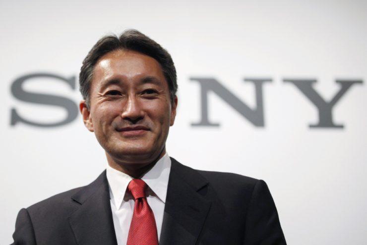Кадзуо Хирай вывел Sony из кризиса