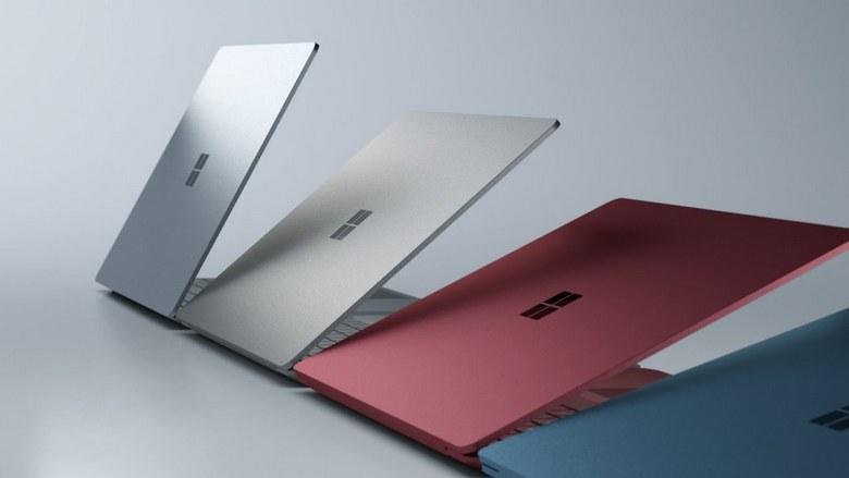 Microsoft Surface Laptop доступен в модификации с Core m3
