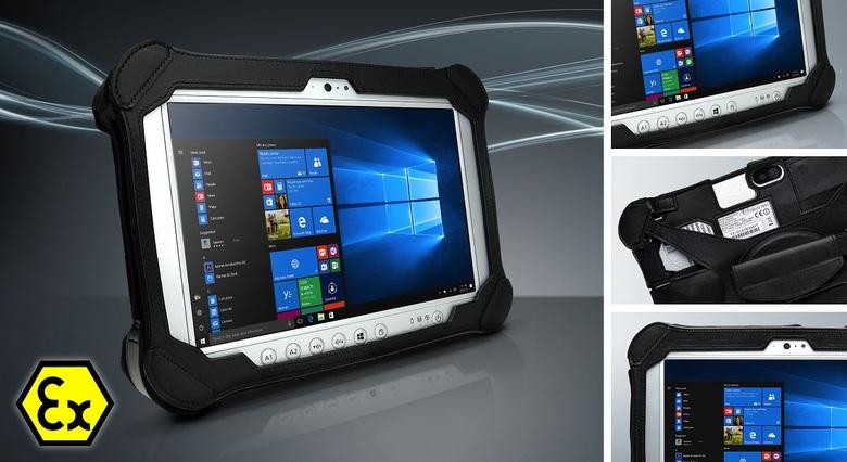 Новый защищенный планшет Panasonic стоит более $3000