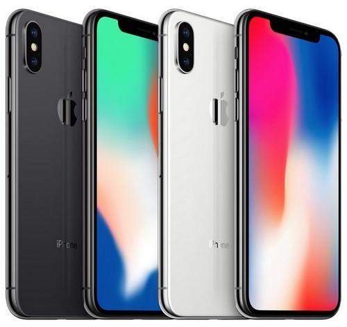 По итогам каждой недели с момента выхода iPhone X является самым продаваемым смартфоном компании