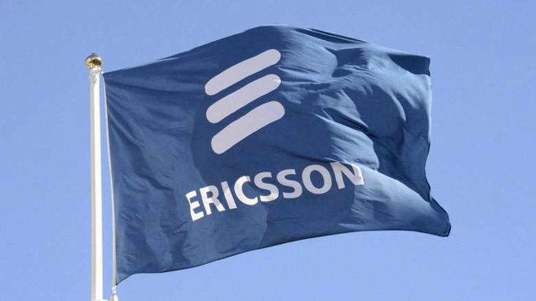 Ericsson отчиталась за 2017 год