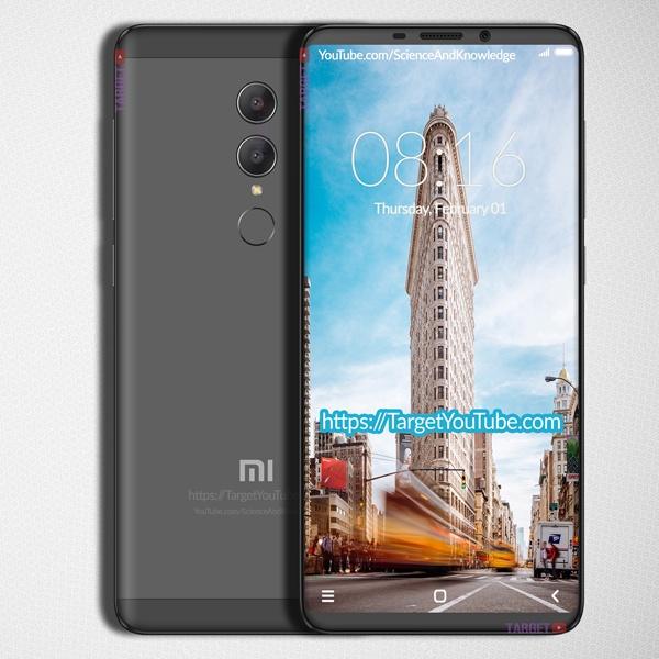 Появились свежие изображения и все характеристики смартфона Xiaomi Redmi Note 5