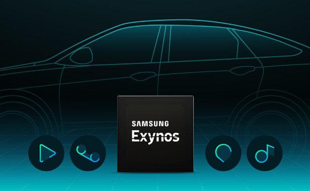 Samsung выпустит SoC Exynos Auto, созданную специально для автомобилей