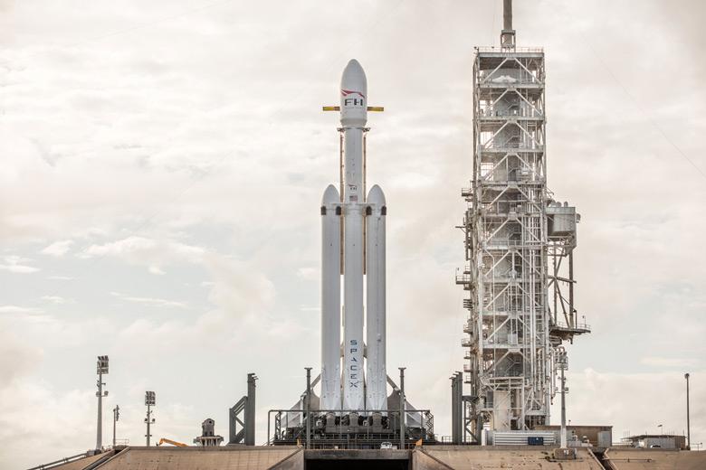 Подходящее временное окно для запуска ракеты открывается 6 ноября