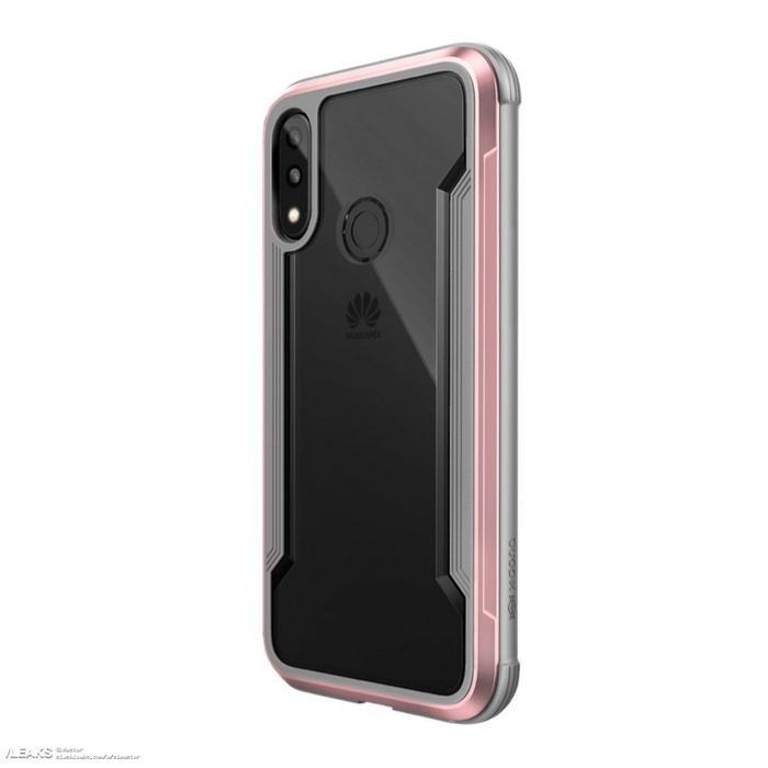 Опубликовано изображение смартфона Huawei P20 Lite, оснащенного сдвоенной камерой