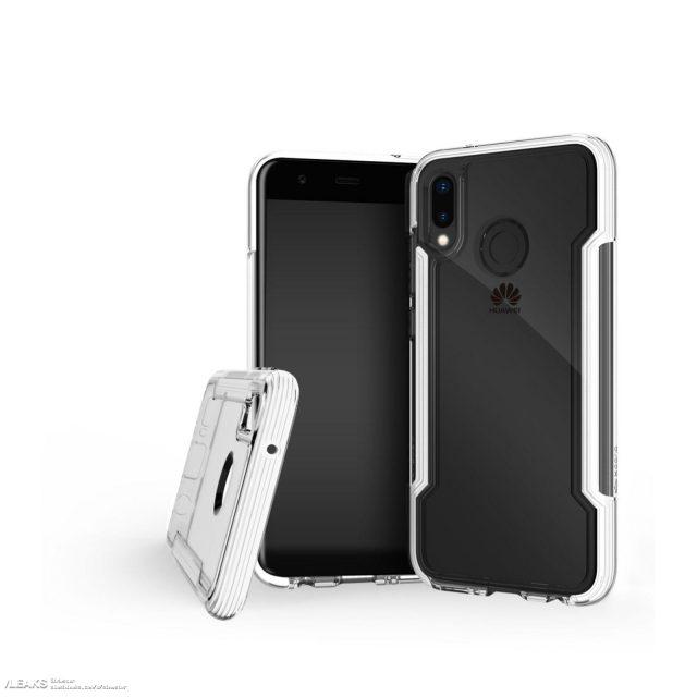 Опубликовано изображение смартфона Huawei P20 Lite, оснащенного сдвоенной камерой - 1