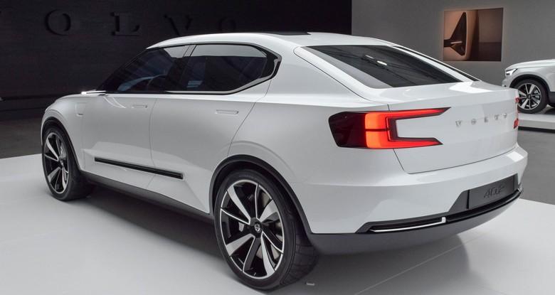 Первый электромобиль Volvo будет хэтчбеком