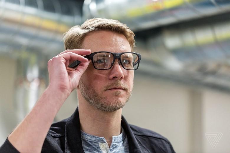 Умные очки Intel Vaunt получили лазер VCSEL