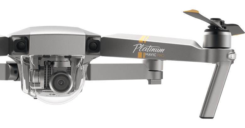Дрон DJI Mavic Pro II будет оснащен камерой с дюймовым датчиком