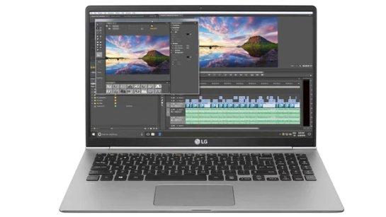 Ноутбук LG премиум-класса поступит в продажу