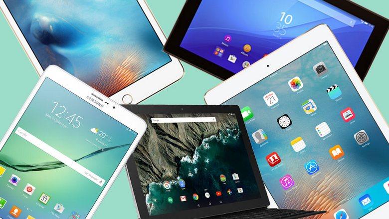 Рынок планшетов сильно упадёт в текущем квартале