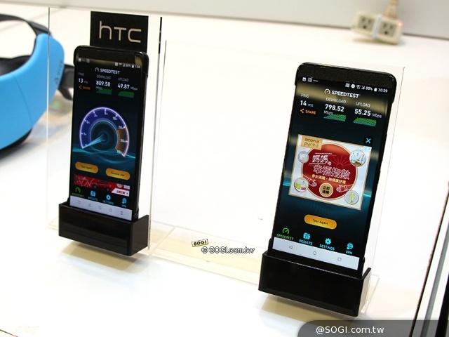 Смартфон HTC U12 показали в камуфляже