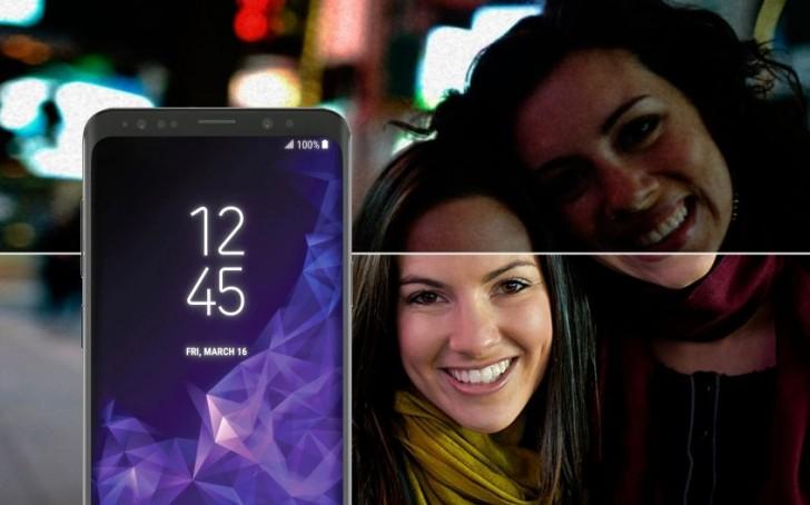 Камера Samsung Galaxy S9 будет основана на новом датчике Sony