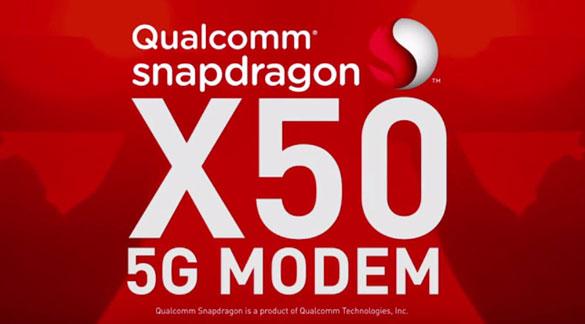 Модем Snapdragon X50 появится в серийных продуктах в следующем году