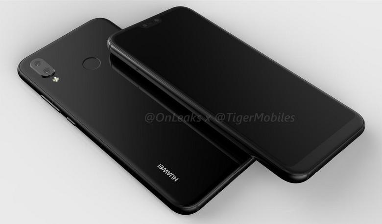Huawei P20 Lite получит сдвоенную камеру