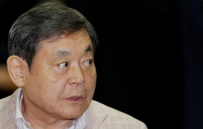Глава Samsung Group Ли Кун-Хи обвиняется в неуплате налогов