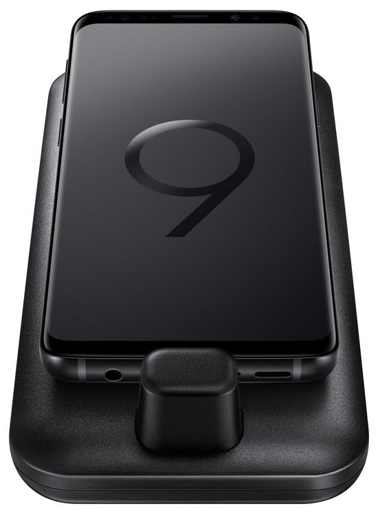 Фото дня: док-станция DeX Pad для смартфона Samsung Galaxy S9