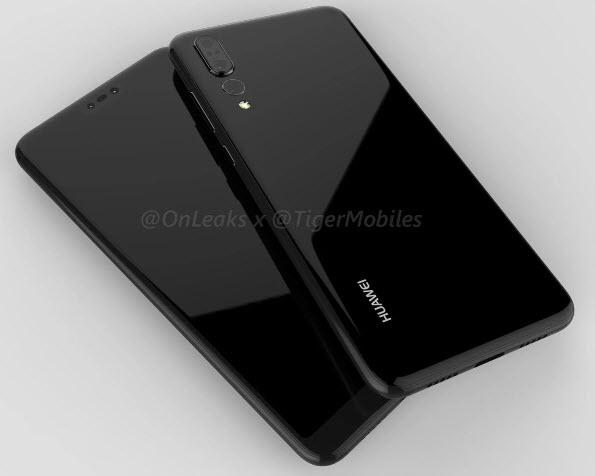 Видеоролик демонстрирует наличие у смартфона Huawei P20 Plus необычной тройной камеры