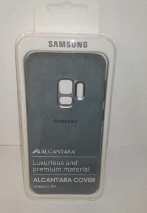 Фотогалерея дня: официальные чехлы для смартфонов Samsung Galaxy S9 и Galaxy S9+