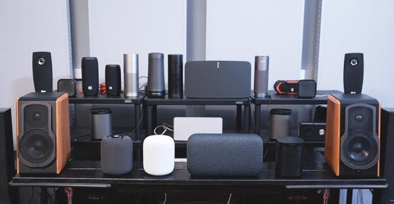 Apple HomePod играю хуже, чем Google Home Max и Sonos One