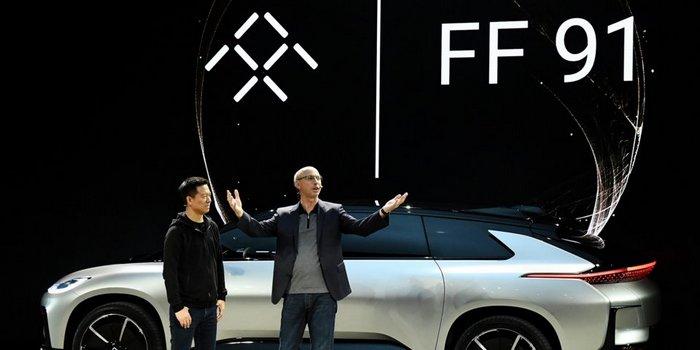 Многострадальный электромобиль Faraday Future FF91 появится на рынке в этом году