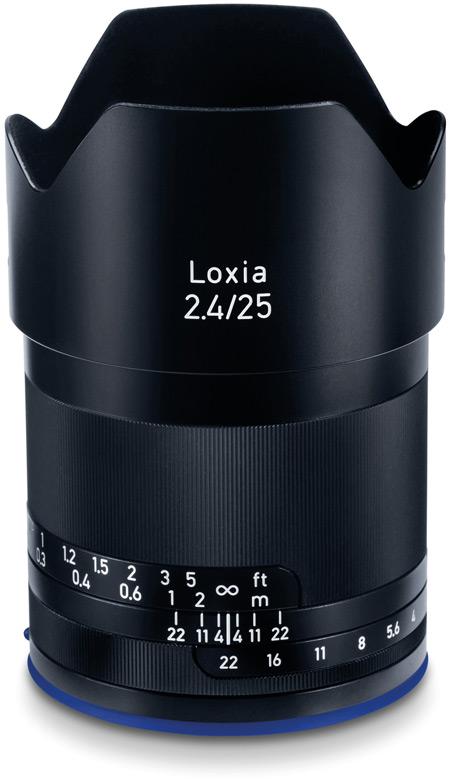Продажи Loxia 2.4/25 начнутся в марте